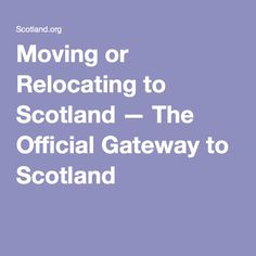 There are many things to think about before moving to Scotland. Read our guide on healthcare, education, immigration and more. Moving To Scotland, Scotland Travel, Scotland Trip, Inverness Scotland, Edinburgh Scotland, Moving To The Uk, Moving Day, Moving Overseas, Scotland Castles