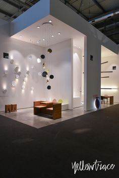 e15 Stand at Euroluce. Photo by Nick Hughes   Yellowtrace