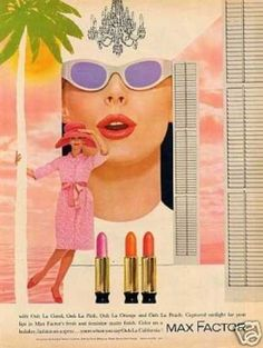 Max Factor Make-up (1962)