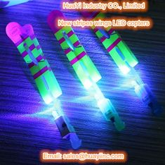 led helicopter shooters instructions