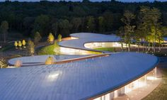 First images of SANAA's curvy Grace Farms cultural center unveiled   Inhabitat - Sustainable Design Innovation, Eco Architecture, Green Building