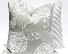 Pillows throw pillows cushion cover sofa by ModernTouchDesigns