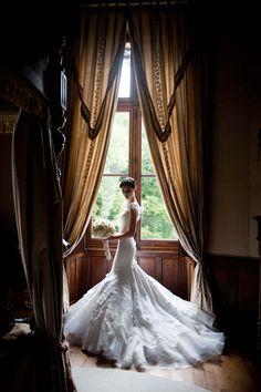 Coco Rocha wedding photo