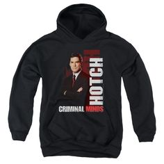 Criminal Minds/Hotch Youth Pull-Over Hoodie in, Boy's