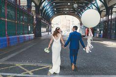 Wedding balloons, wedding inspiration, wedding decorations, bubblegum balloons, wedding inspo, wedding ideas, Miss Gen Photography