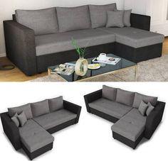 Kleine Ecksofa Mit Schlaffunktion kleine wohnung einrichten funktionales sofa flur gestalten