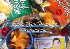 I'm back with a review of Rasa Lokal Surabaya & Bandung! Tell me which one is your favorite flavor on the comment box below ;) #FoodTravel #RasaLokal #Kuliner #FoodBlogger #Food #Foodie #Snack