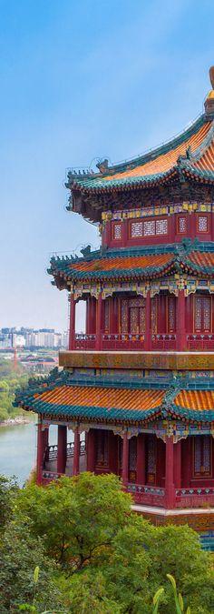 China - Beijing, Summer Palace