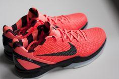 timeless design 7b55f a207b Nike air zoom Kobe VI Barcelona, mango cw shoes Nike Zoom, Kobe, Athletics