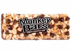 Health and Delicious Monkey Bars! Get a Free Sample!