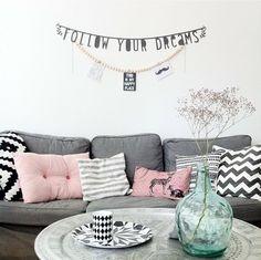#Wordbanner #tip: Follow your #dreams - Foto @travelbugje  - Buy it at www.vanmariel.nl - € 11,95