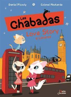 Les Chabadas, Tome 6 - Love Story à Londres de Daniel Picouly http://www.amazon.fr/dp/2701193796/ref=cm_sw_r_pi_dp_gJVQwb1FGM4MV