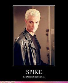 Mmmmmmmm. . . Spike ;)
