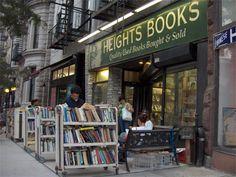 Heights Books. Brooklyn, NY
