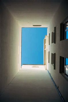 View himmelblau by Wolfgang Tillmans on artnet. Browse upcoming and past auction lots by Wolfgang Tillmans. Wolfgang Tillman, Himmelblau, Interesting Buildings, Cecile, Great Photographers, Abstract Photos, Colorful Pictures, Great Photos, Primary Colors
