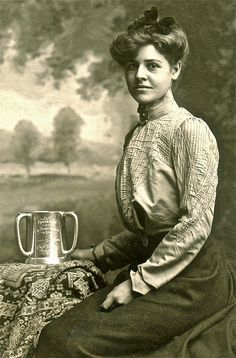 "Margaret Irwin, Champion Cowgirl  -- from the great blog, ""The Lone Cowgirl Presents"""