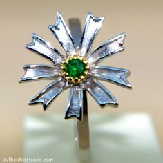 925 Sterling Silver Jewellery  Emerald Silver Ring shopping.ebizz@gmail.com Silver Jewellery, Sterling Silver Jewelry, Silver Rings, Emerald, Shopping, Silver Jewelry