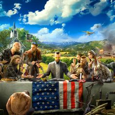 Far Cry 5 Darksiders 3 And The Top Upcoming Games Announced This Month
