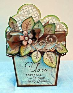 summert 2X5 CARTE D/'ANNIVERSAIRE Printemps carte Cherry blossom pop up carte carte 3D