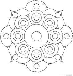 mandala printable designs - Google Search