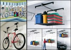 How To Organize A Garage   Guest Blogger: How to Organize your Garage for Maximum Storage   Home ...