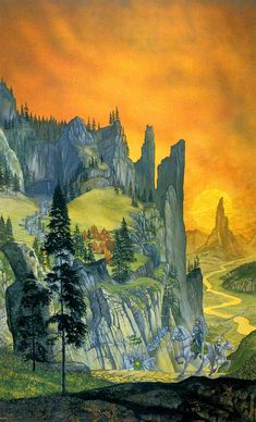 Middle-Earth: The War of the Ring - Linda and Roger Garland