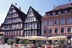 Schwaebisch Gmuend, Germany