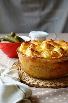 Tipikus Flammeres: Egy kedvenc diétásra szabva Casserole, Pork, Health Fitness, Pasta, Dinner, Meat, Recipes, Kale Stir Fry, Dining