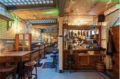 WC London - Bar Design Interior #bar #interiordesign #bardesign #design #inspiration