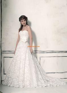 A-linje Petite Chic & Modern Lyx Bröllopsklänningar