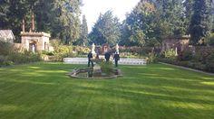 The boys before the wedding. My wedding, Thornewood Castle 10-3-14
