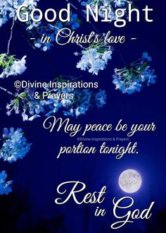 Good Night Blessings Quotes, Good Night Quotes, Good Night Greetings, Blessed Quotes, Good Night Sweet Dreams, Good Morning, Prayers, Peace, Inspiration