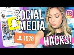 10 Social Media Hacks That Actually Work! Instagram, Snapchat & Twitter!