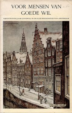 Anton Pieck .@@@@.....http://es.pinterest.com/svetazozulya/old-street-old-house-old-interior-old-time/
