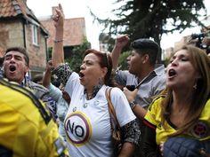 Colombia no aprobó el acuerdo de paz con las Farc - Diario Metro de Puerto Rico