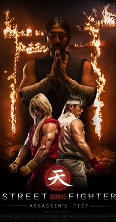 Street Fighter: Assassin's Fist (TV Series 2014– )