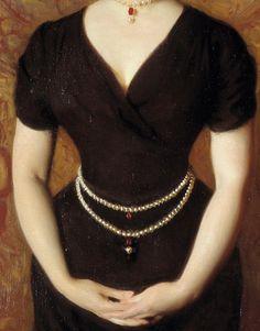 John Singer Sargent, Portrait of Isabella Stewart Gardner 1888