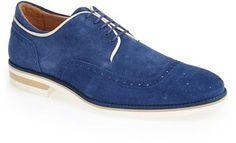 Bacco Bucci 'Conti' Wingtip (Men) on shopstyle.com