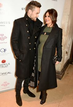 Liam Payne and Cheryl attend the Fayre of St James's hosted by Quintessentially Foundation and the Crown Estate in aid of Cheryl's Trust in support of The Prince's Trust on November 29, 2016 in London, England.