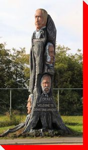 Fathers of Confederation  Amherst, Nova Scotia