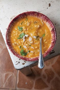 Sopa de Habas (Fava Bean Soup)  The secret to this soup is a flavorful aromatic base of tomatoes, garlic, and onions—called a recado—that is pureed and fried before the beans go into the pot. This recipe first appeared in our May 2011 issue, with the article Mexico Feeds Me.  From: saveur.com