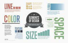 The Elements of Design  that will ensure you deliver the ultimate prezi. Using 3D backgrounds? Check out these tips from Prezi's Meaghan Hendricks to couple with the design elements - http://blog.prezi.com/latest/2013/11/19/4-ways-to-use-3d-backgrounds-in-prezi.html