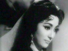 Mala Sinha, Bollywood Actress of the 1960's