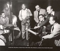 Bird & Strings w/ Buddy Rich, Ray Brown
