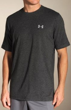 Men's UA Charged Cotton® Shortsleeve T-Shirt Tops by Under Armour $18.99 - $27.95