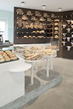 March Gut transforms garden pavilion into bakery