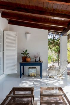 AN OLD WORKERS COTTAGE TURNED INTO A IBIZA HOME