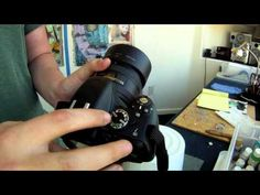 How to Use Nikon d5100 Part 2/2