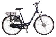 Bikkel ibee T2, 7 versnellingen, 365 wh accu, 40 t/m 150 kilometer actieradius afhankelijk van verschillende factoren, met 15 ondersteuning standen.
