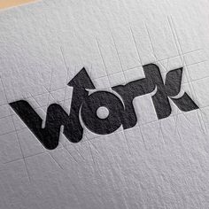 Work Forward letter mark
